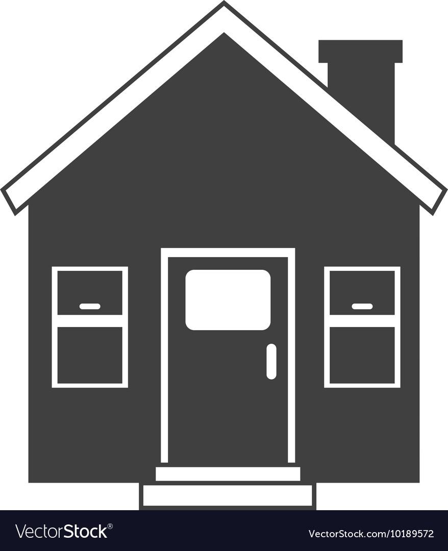 House home window door icon graphic