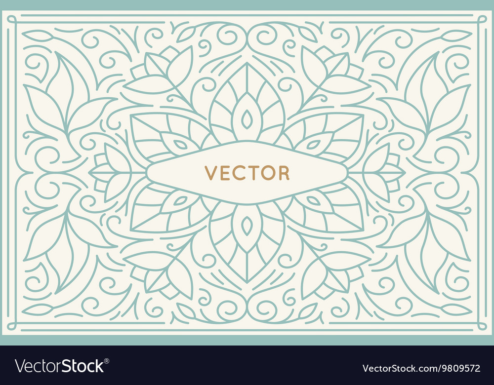 Poster design template and greeting card with copy