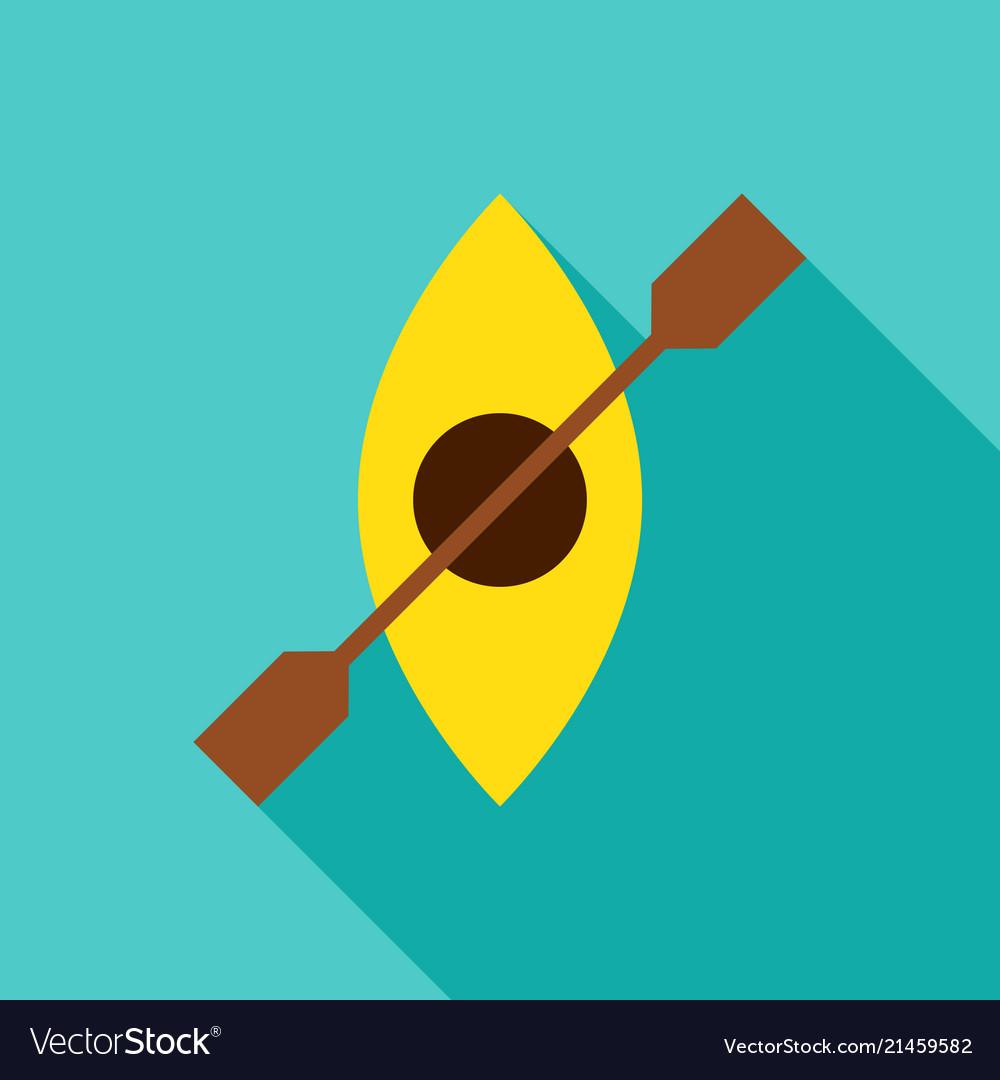 Kayak object icon