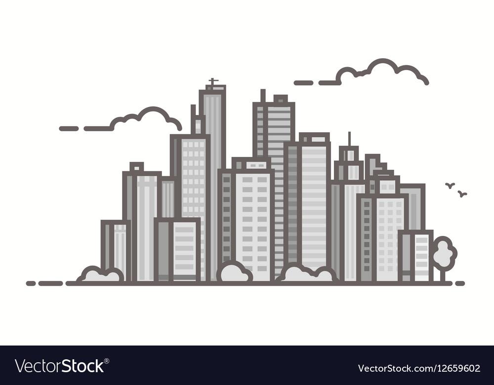 Line city