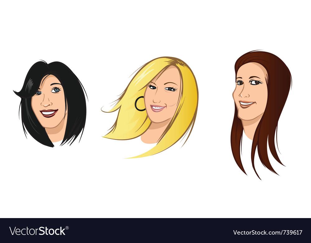 Female heads
