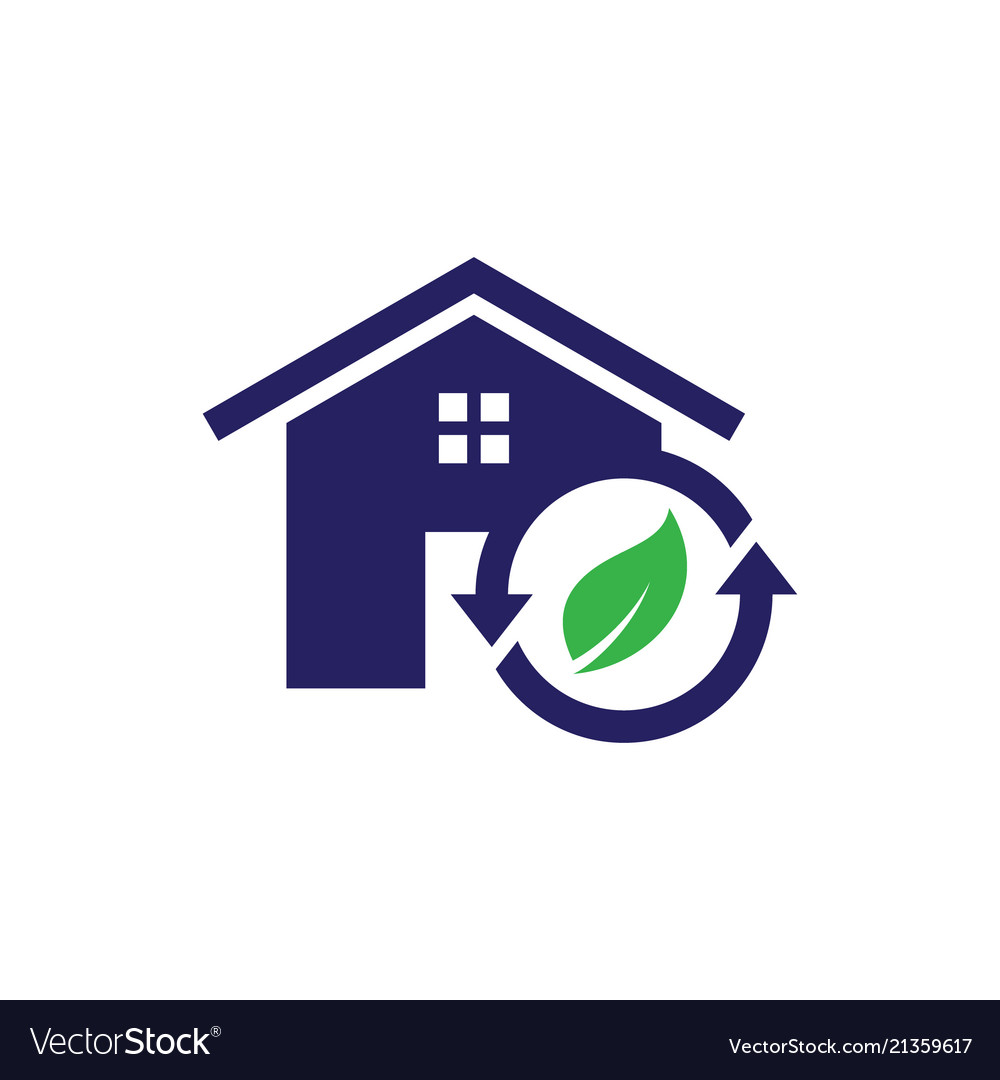 Recycle home icon