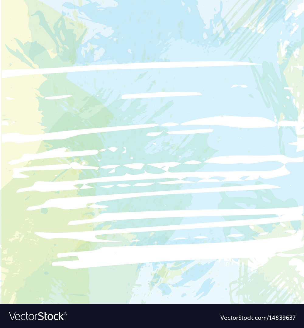 Abstract watercolor spot background handcrafted