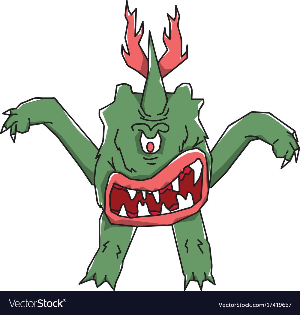 Monster character 02