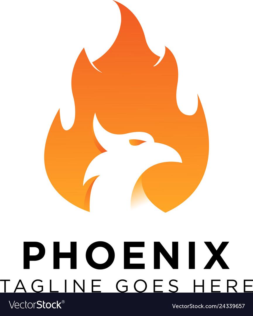 Phoenix logo design inspiration