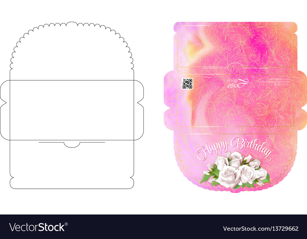 Drawing greeting envelopes for money or weddings