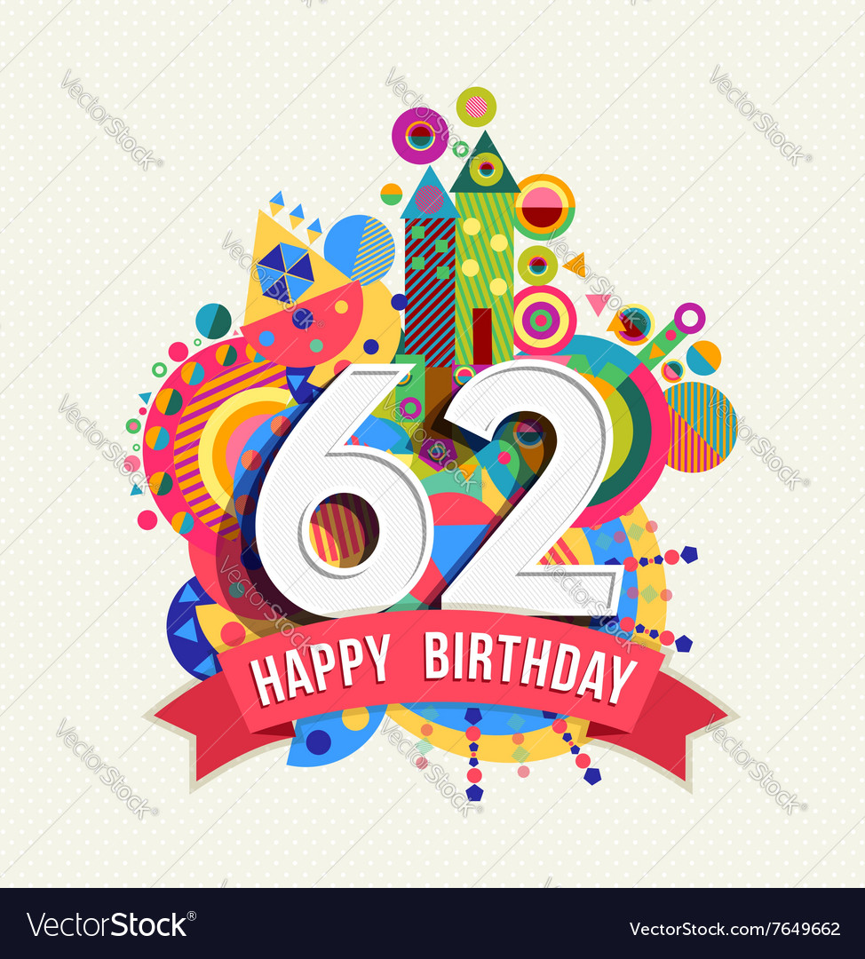 Happy 62nd Birthday Poems Topsimages