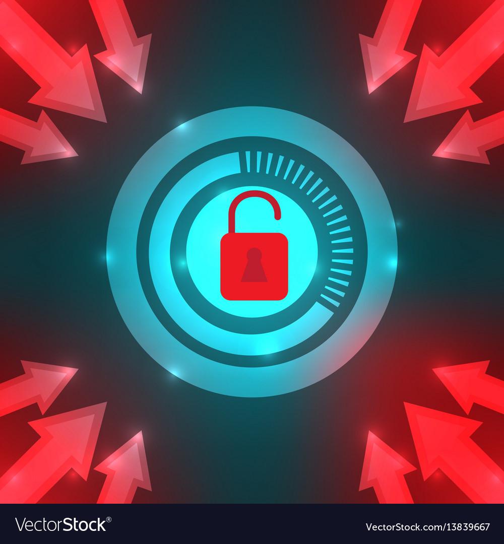 Dangers computer virus and hackers