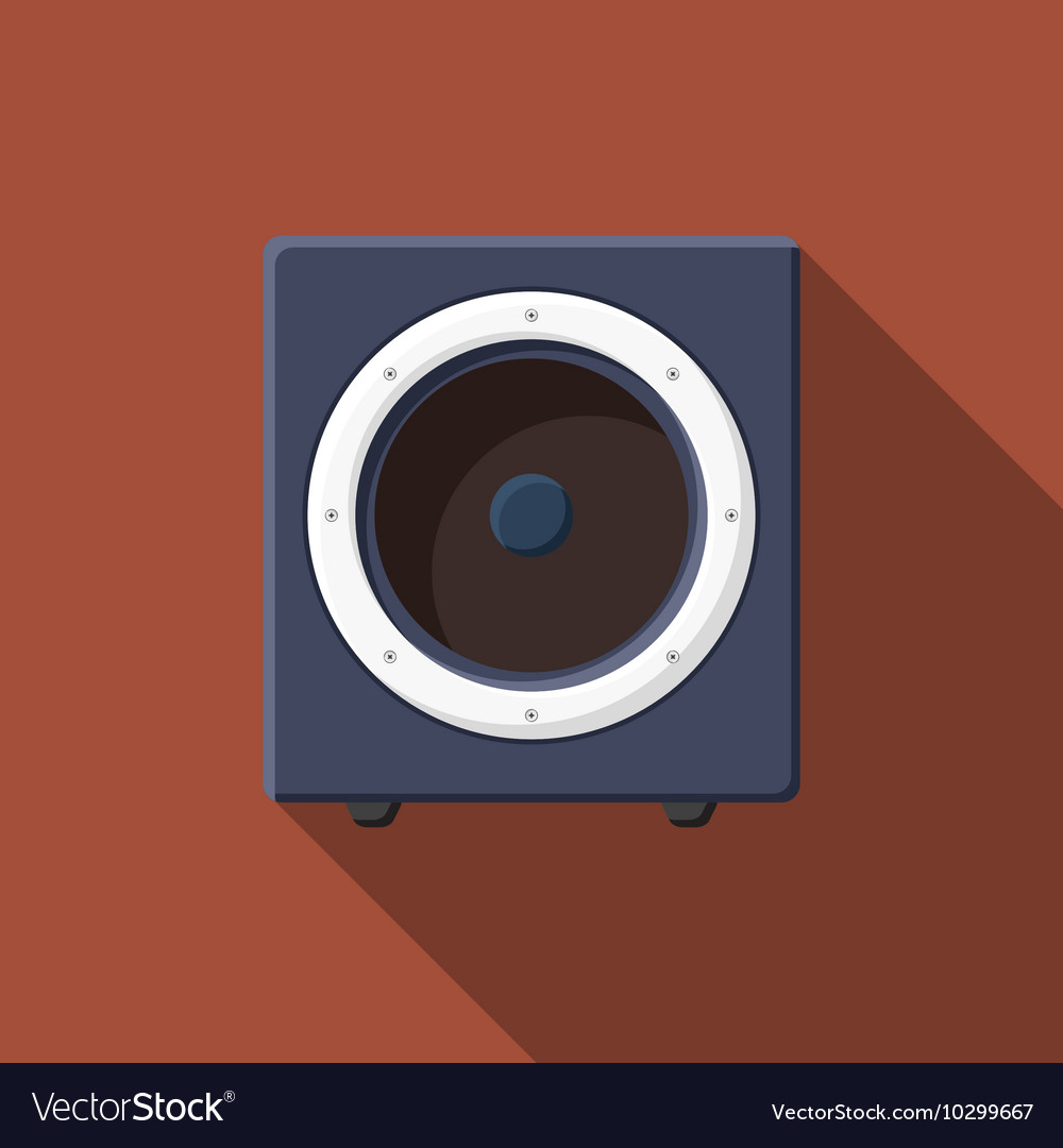 Music icons soundbox v