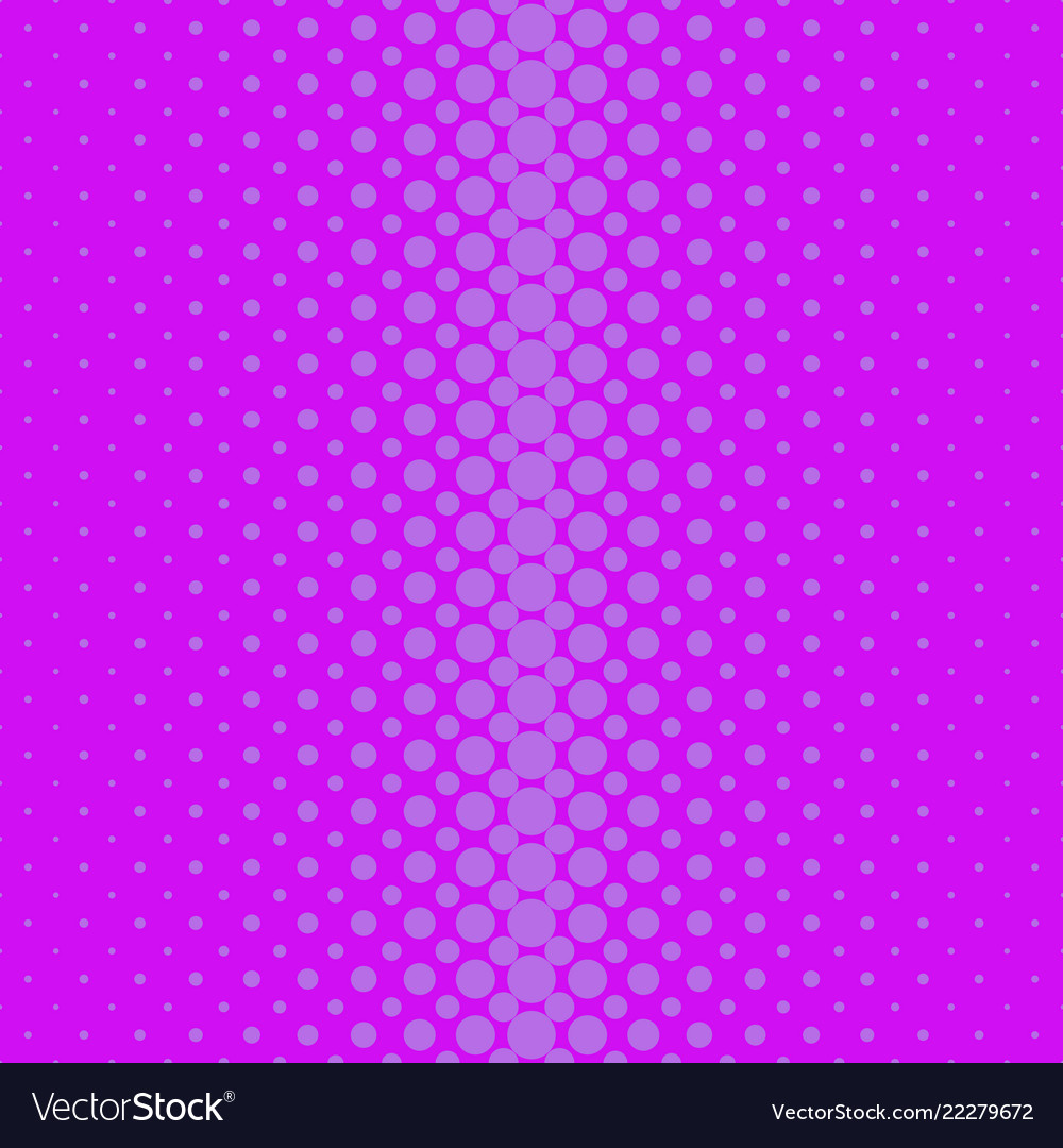 Color abstract halftone circle pattern background