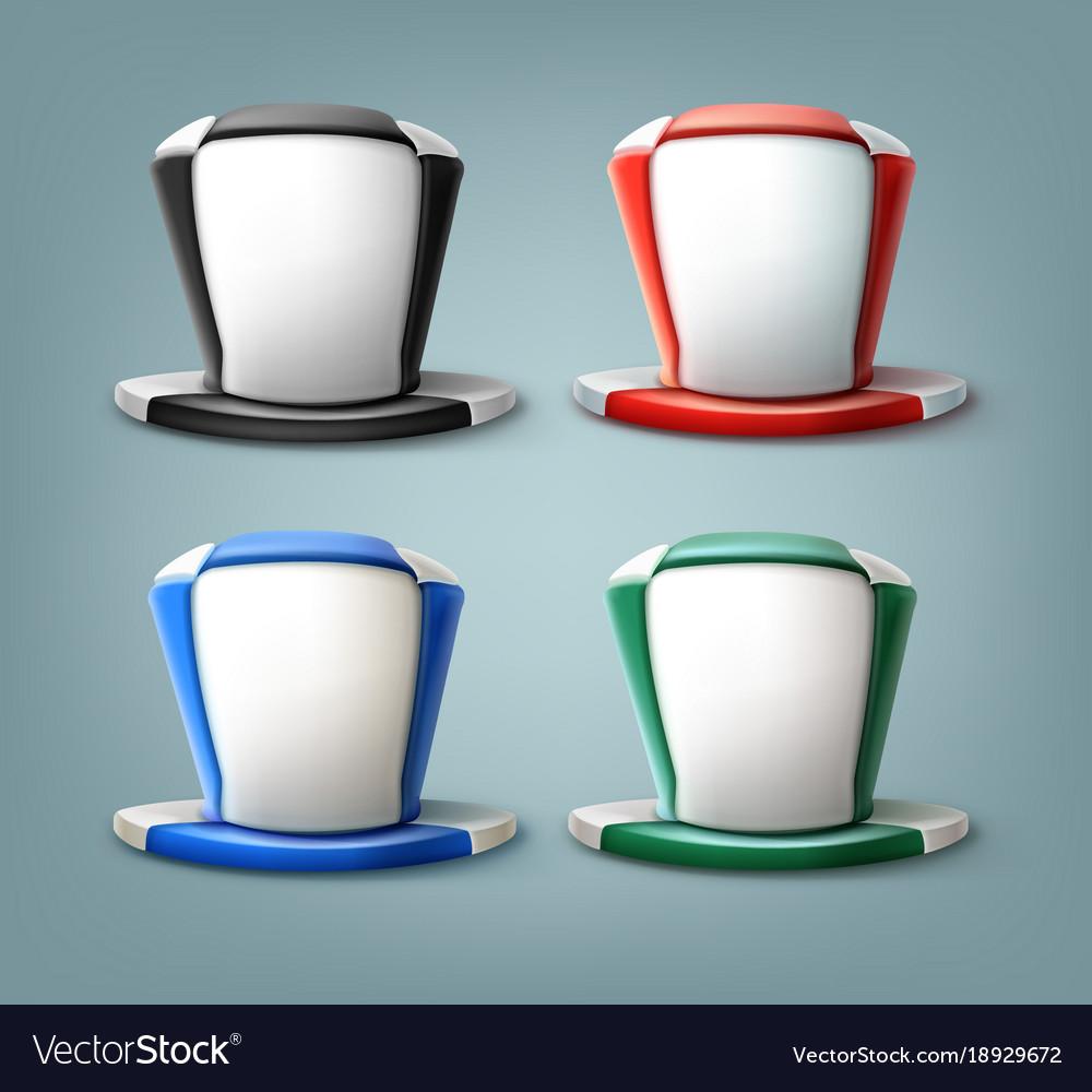Hat of fan