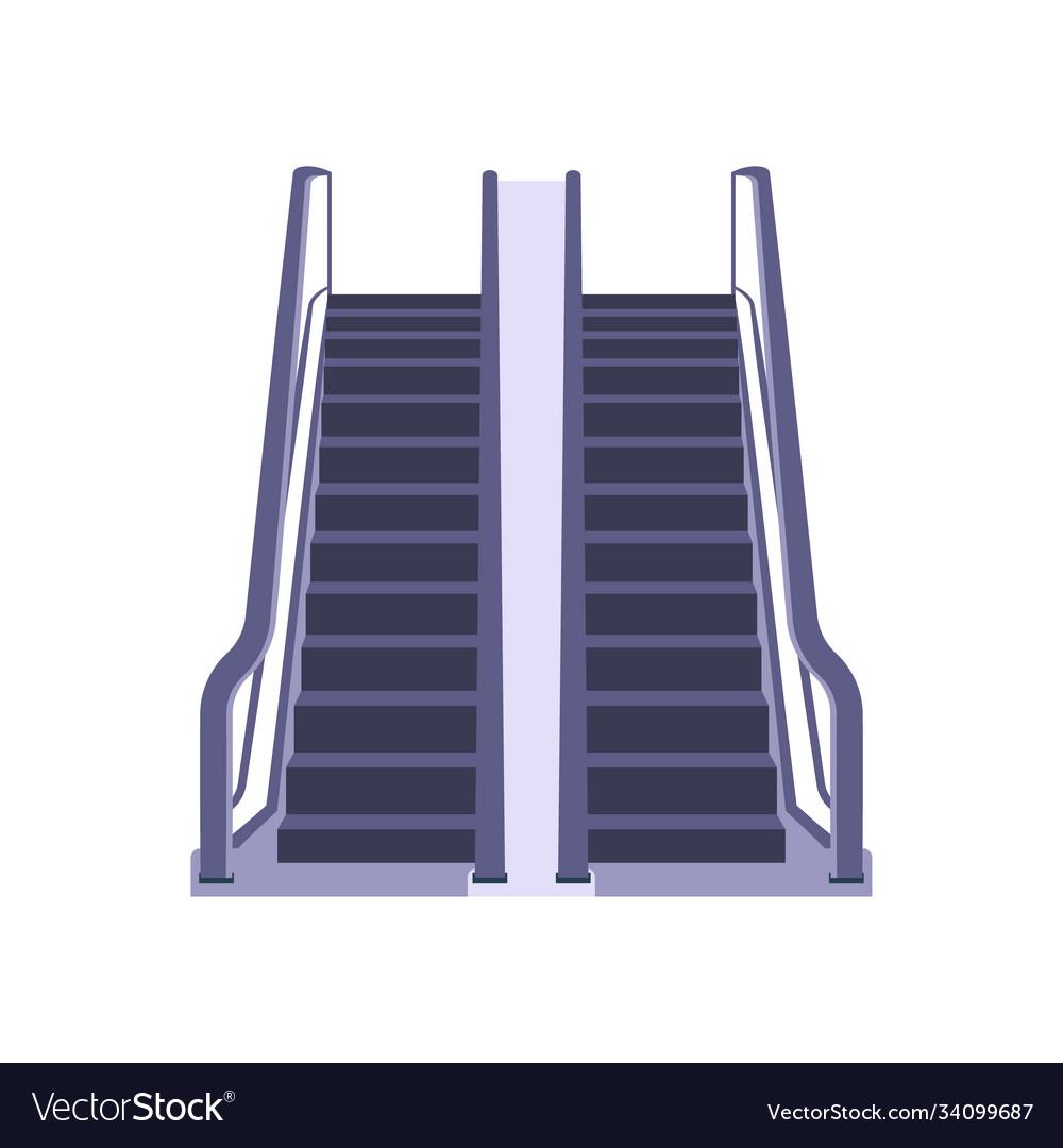 Electric airport ladder escalator elevator