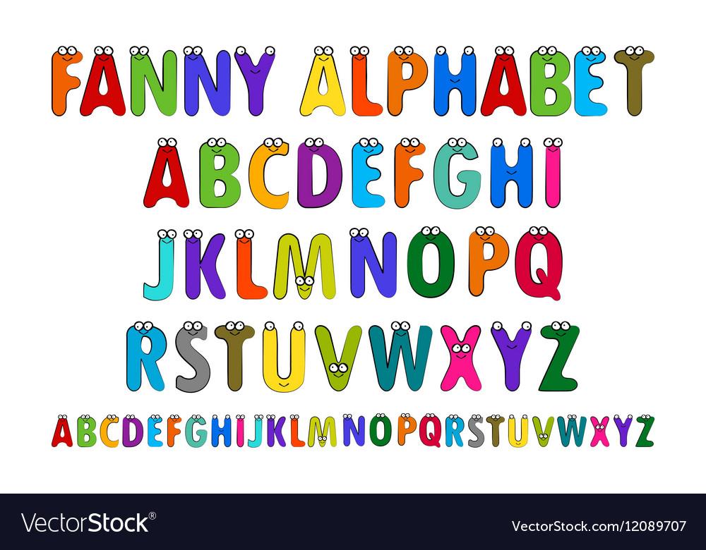 Letters Alphabet for Children Education