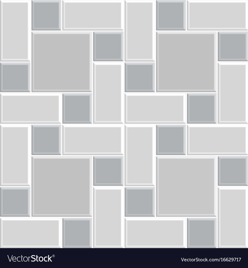 Modern square tile wall -11