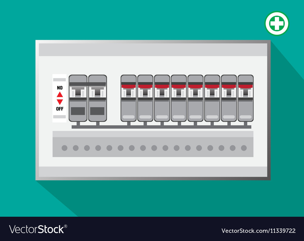 Electrical, Fuse & Box Vector Images (37)