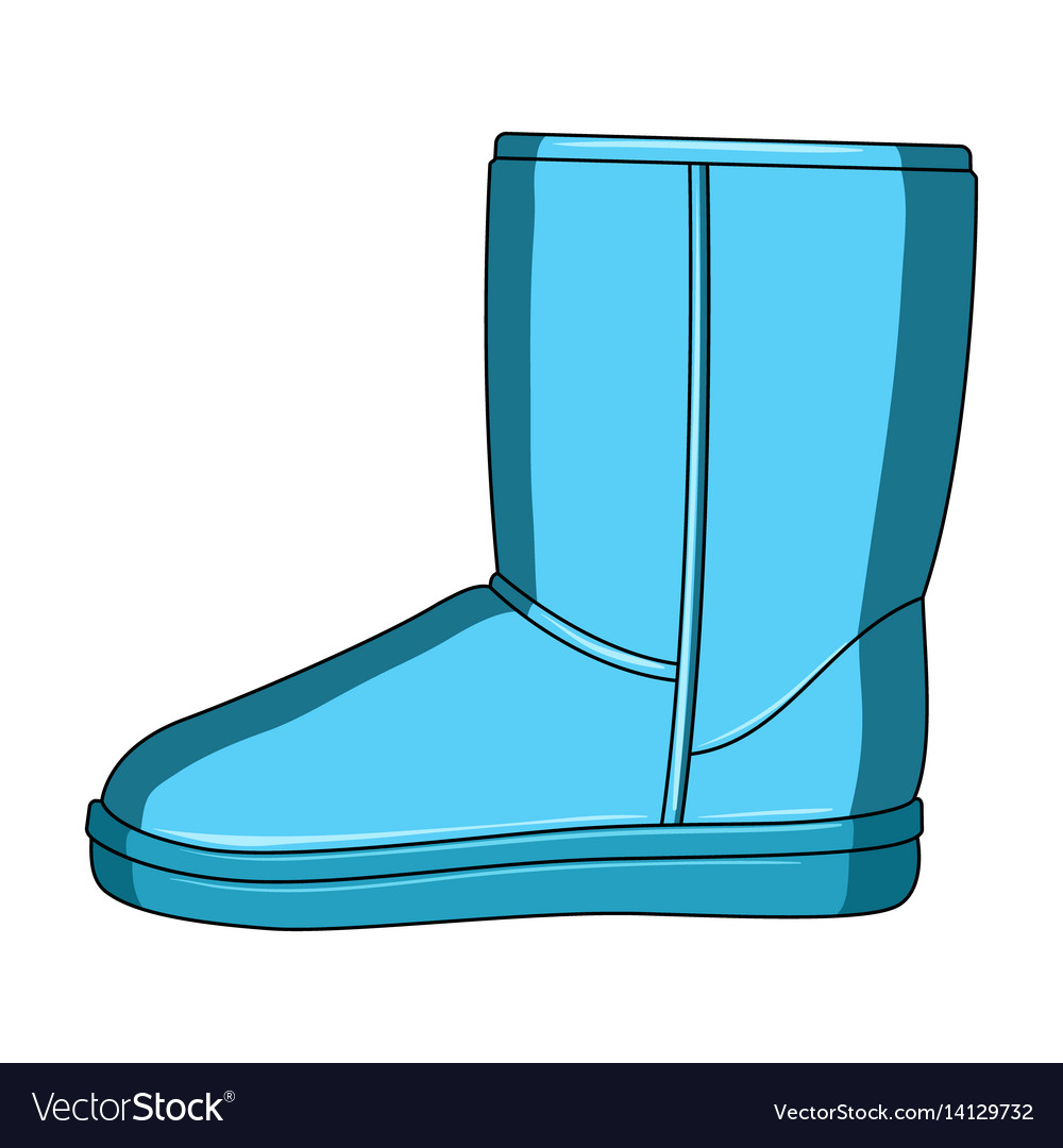 e58c8f36753 Warm winter blue ugg boots comfortable winter