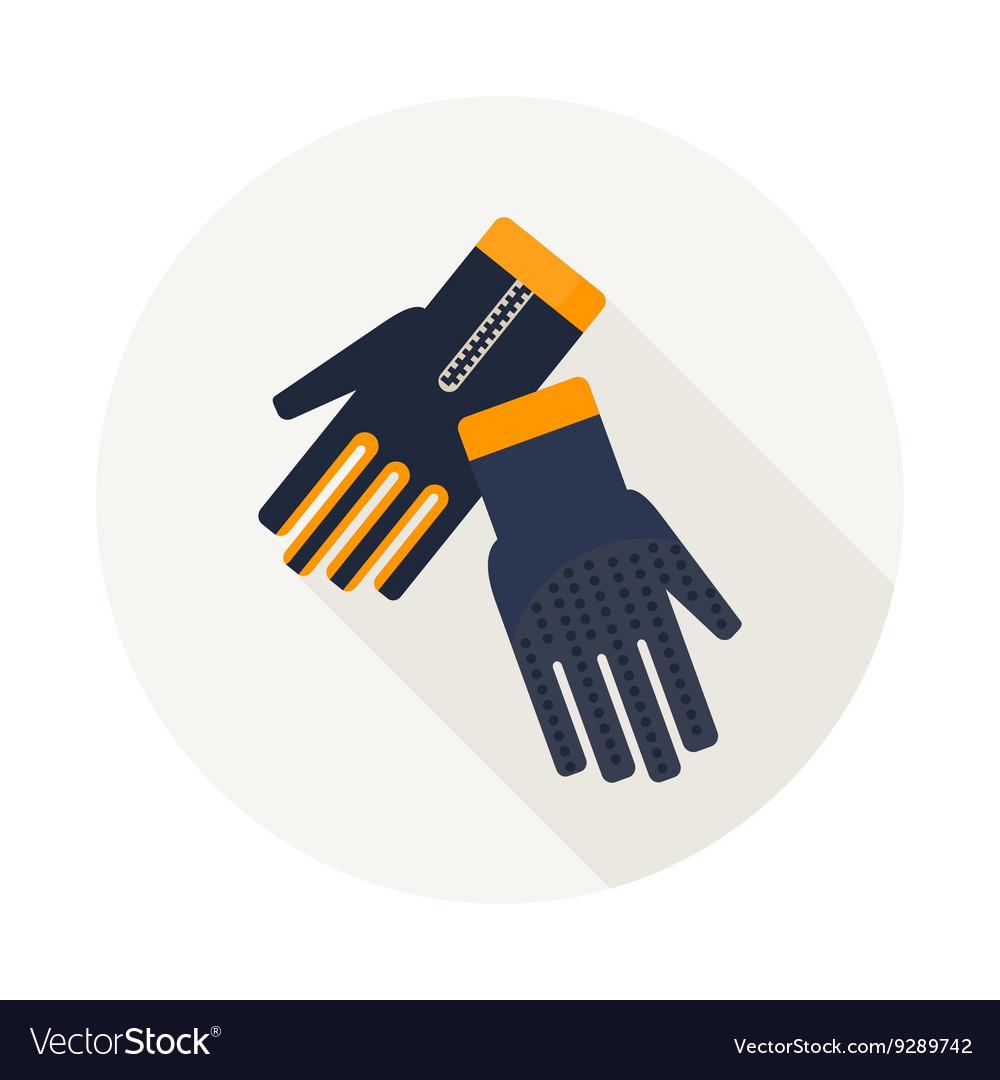 Gloves for diving