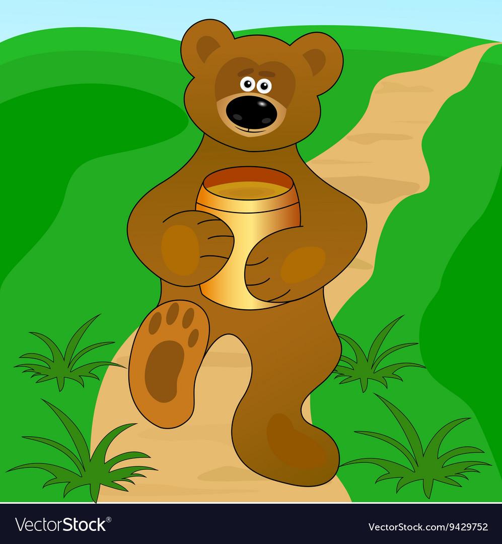A little bear