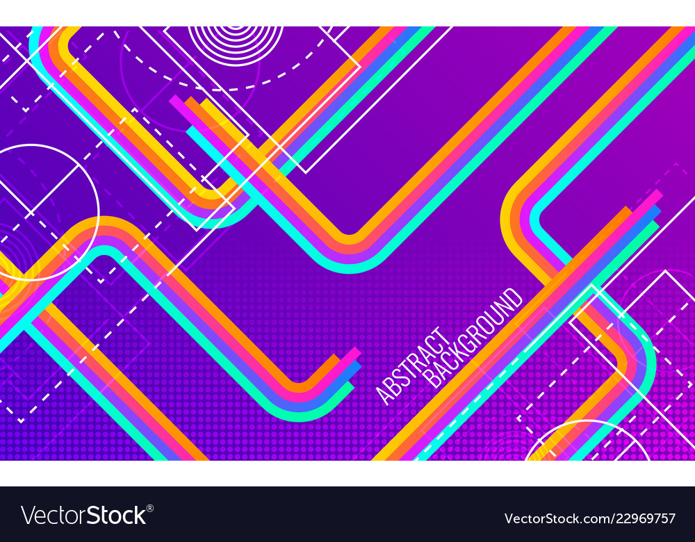 Abstract diagonal background bright strips with