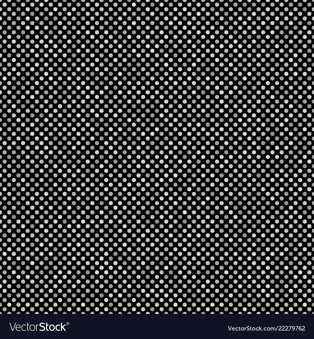 Geometric dot pattern background - seamless