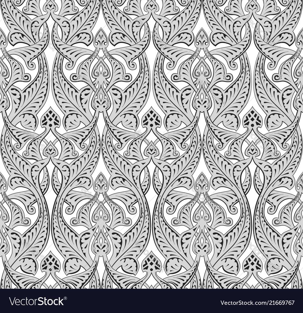 Middle eastern arabic pattern