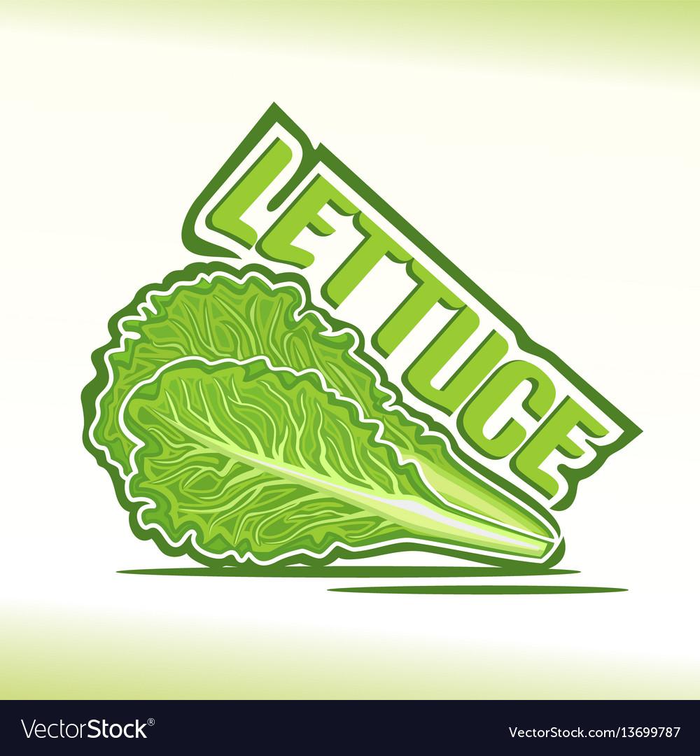 Logo for lettuce