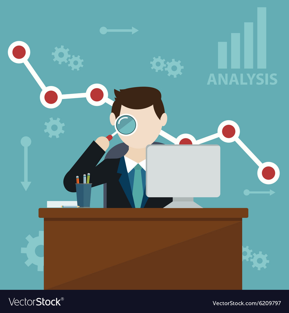 Web analytics information and development website