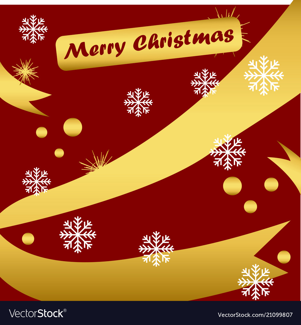 Merry christmas background or wallpaper or card