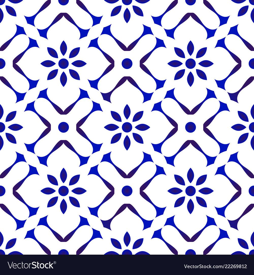 Tile pattern design