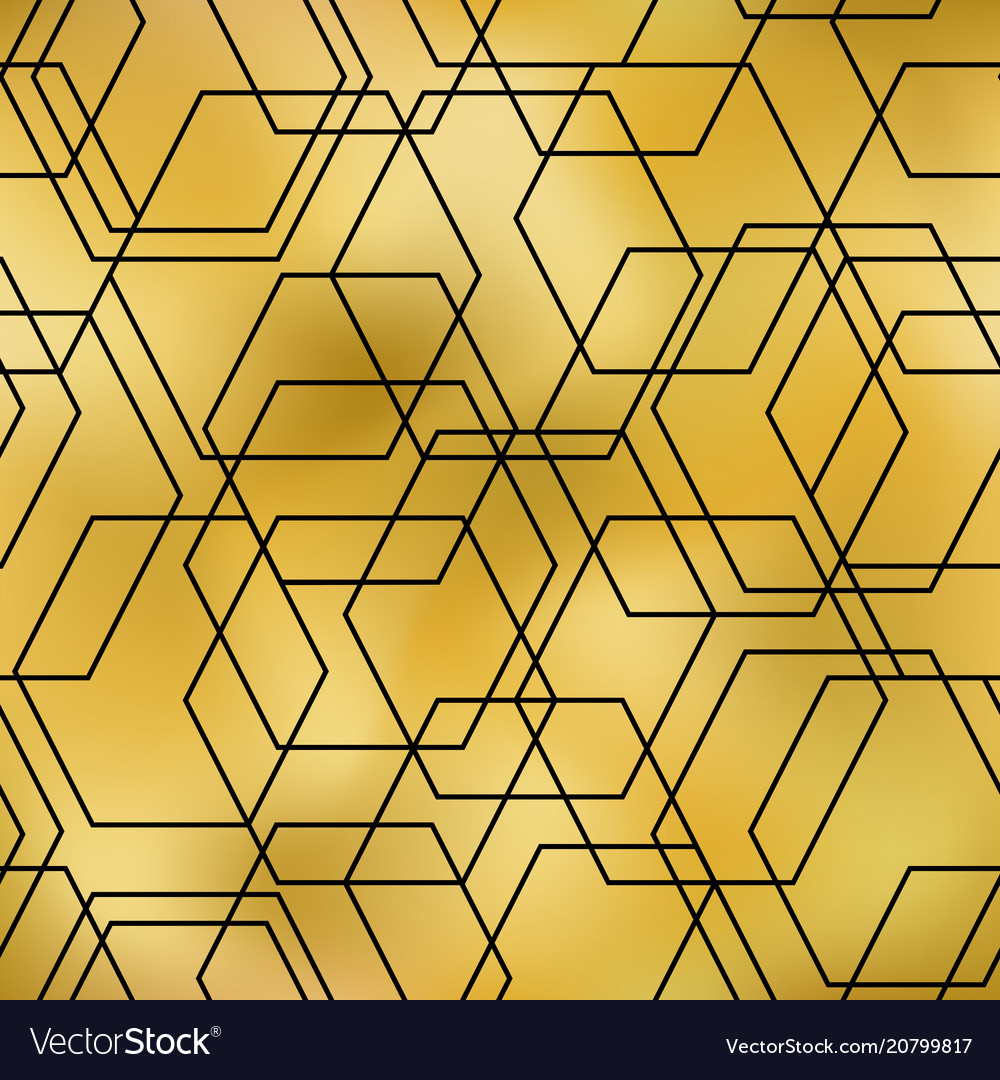 Geometrical abstract seamless pattern