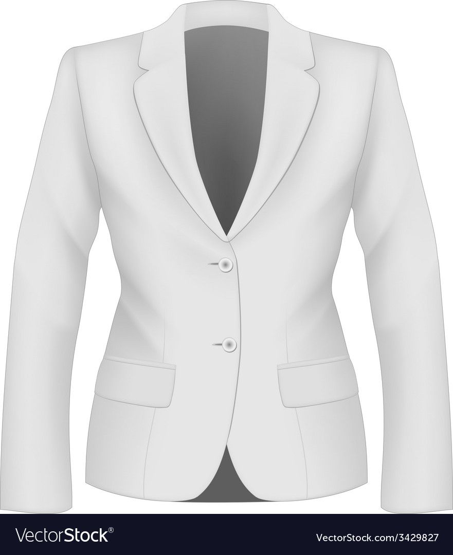 Ladies suit jacket