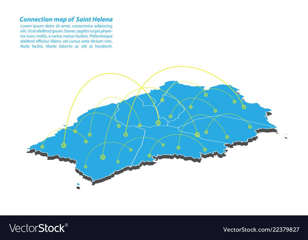 Modern of saint helena map connections network on dominican republic map, samoa map, mayotte map, saint colorado springs map, saint jerome map, south helena map, st. johns river fishing map, seychelles map, helena street map, cape verde map, reunion map, mozambique map, st. helena california map, tuvalu map, saint michael map, tensas map, madeira map, senegal map, tokelau map, nauru map,