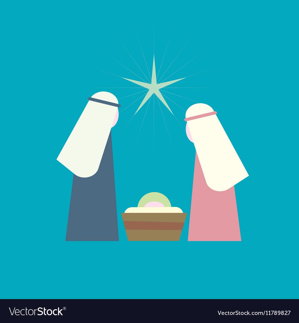 Star of Bethlehem Nativity