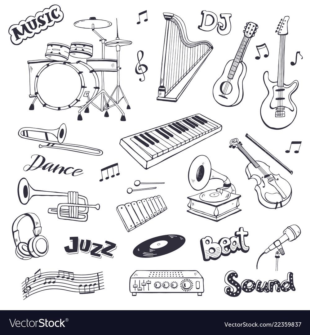 Musical elements set
