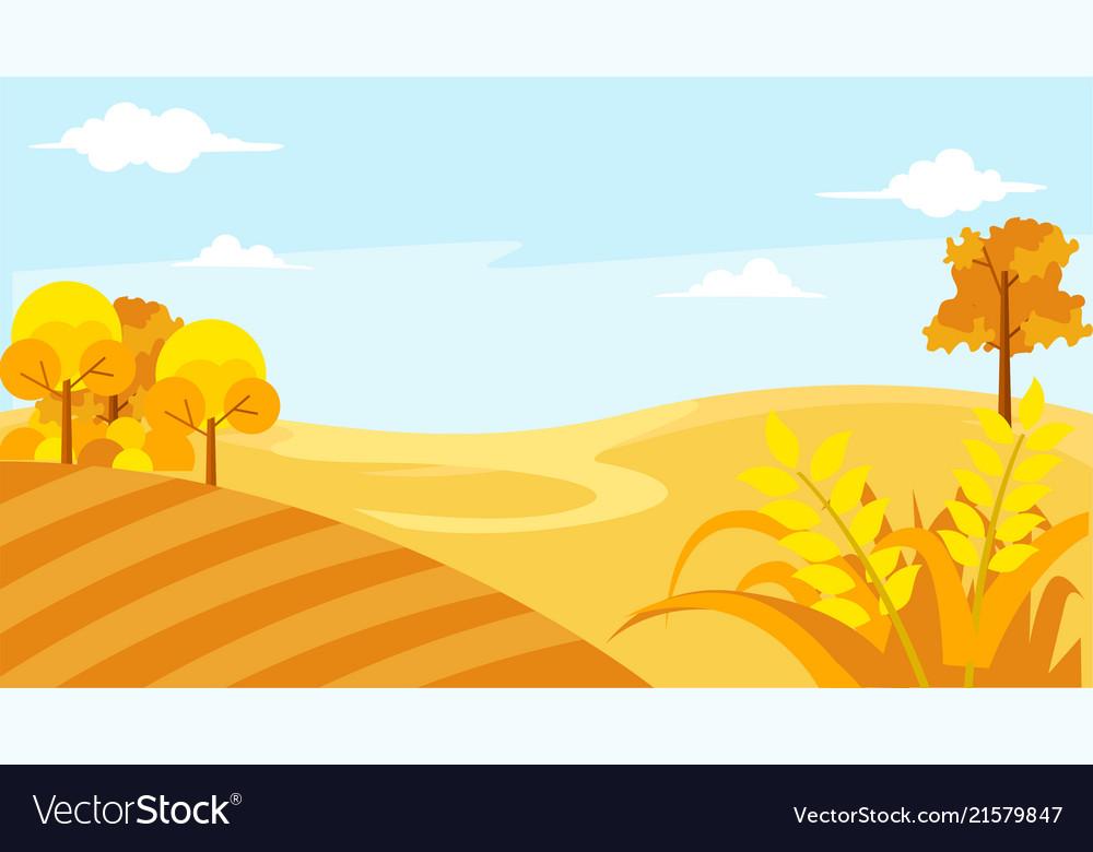 beautiful colorful autumn