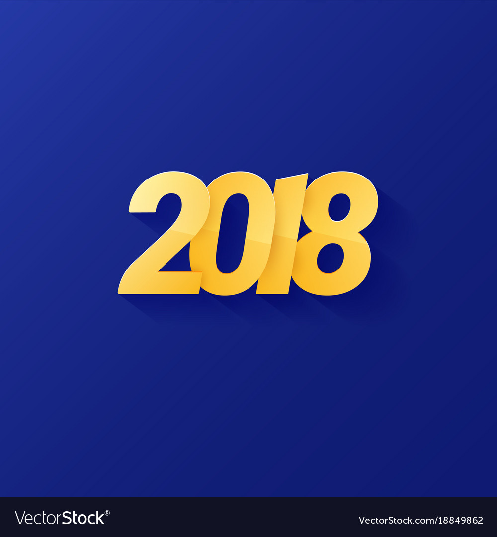 2018 text new year