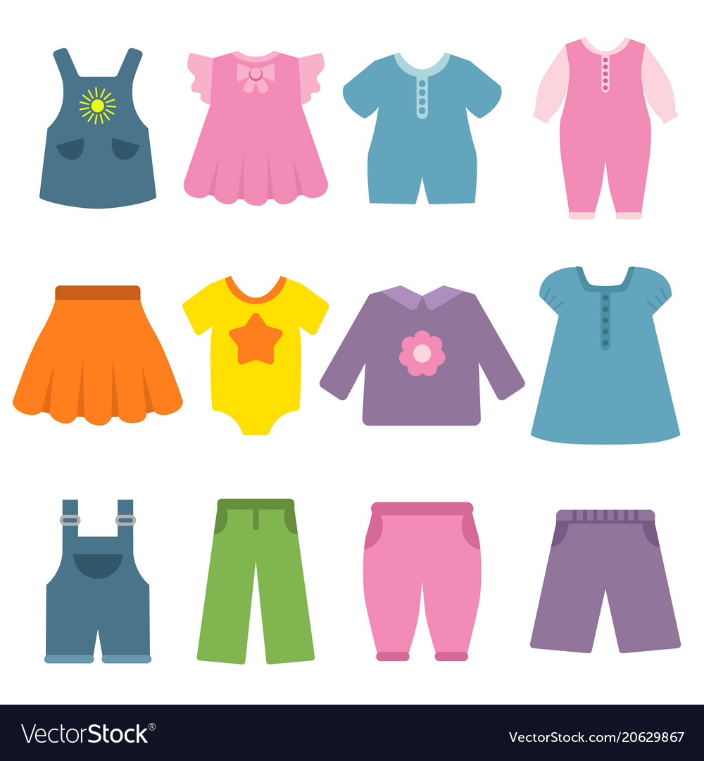 Pants dresses and other different clothes for