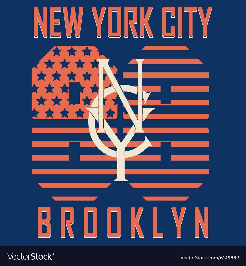 Brooklyn original sportwear t-shirt