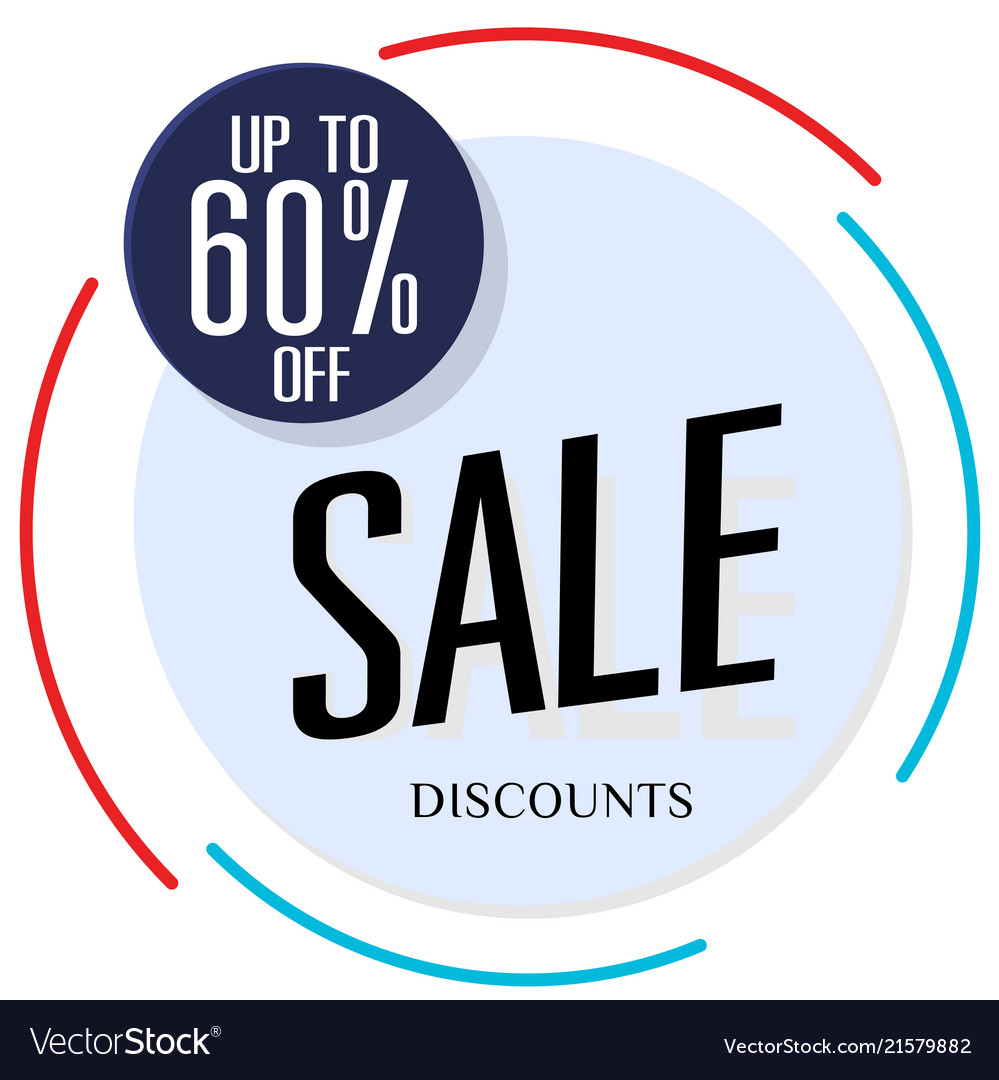 7ff6a9154 Sale discount 60 off circle frame background vect Vector Image