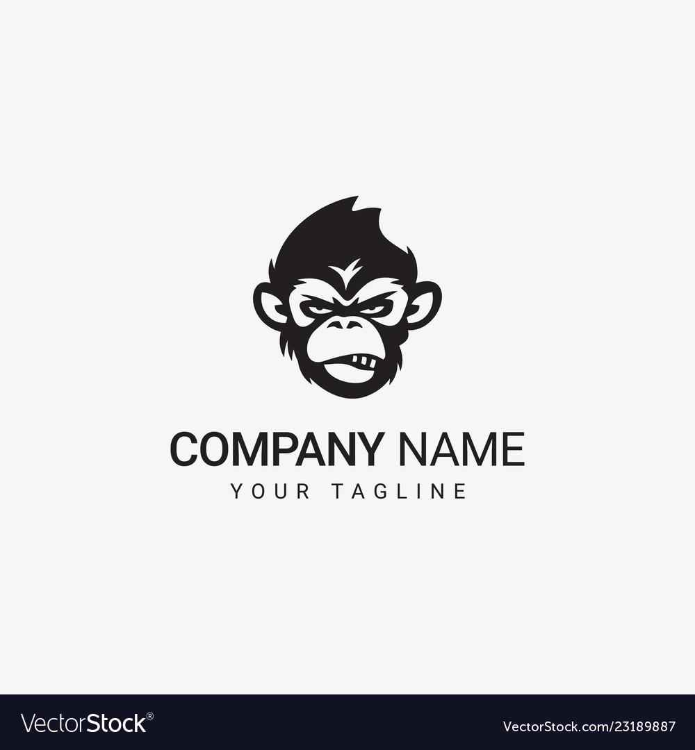 Bad ape logo