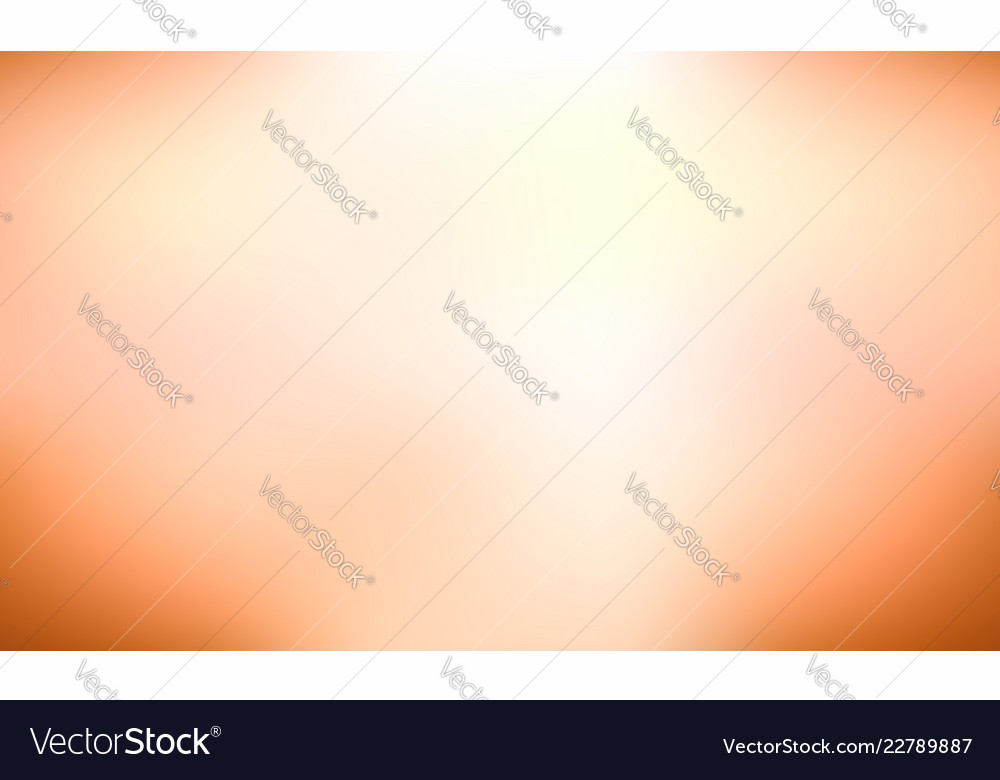 Gradient blurred background natural color