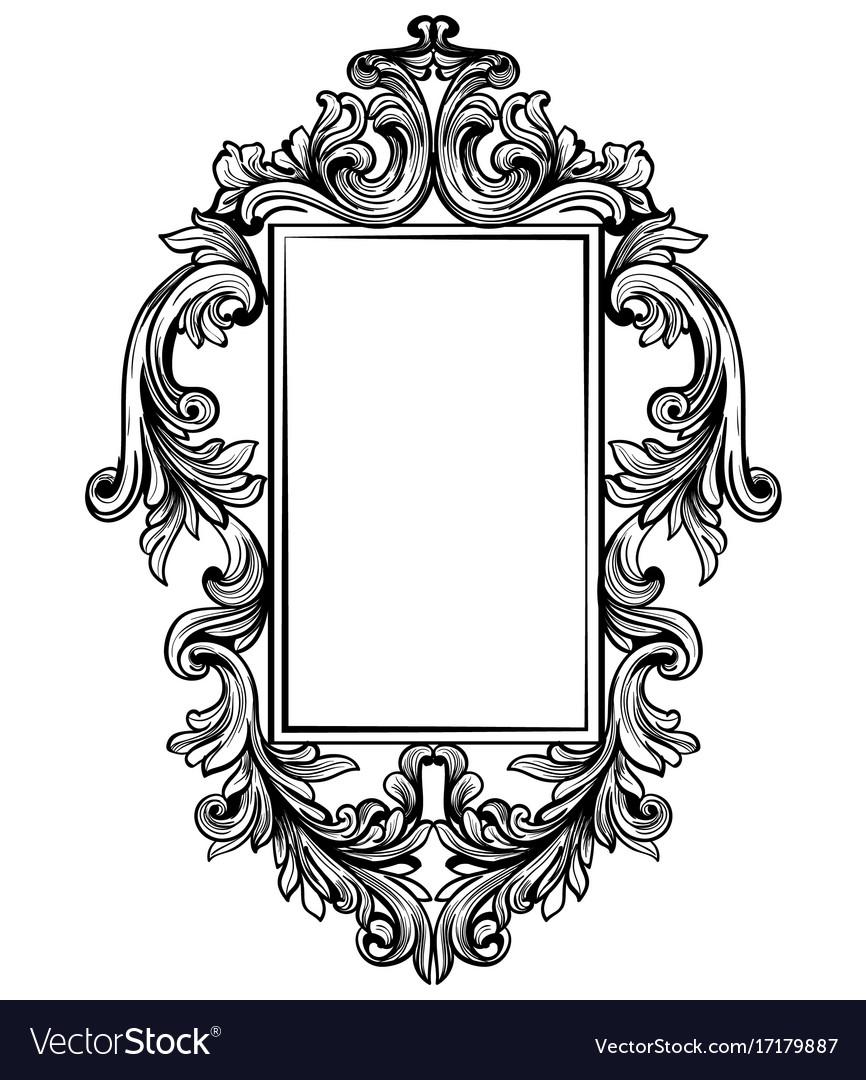 Tolle Heimwerker Baroque Frame Fotos - Benutzerdefinierte ...