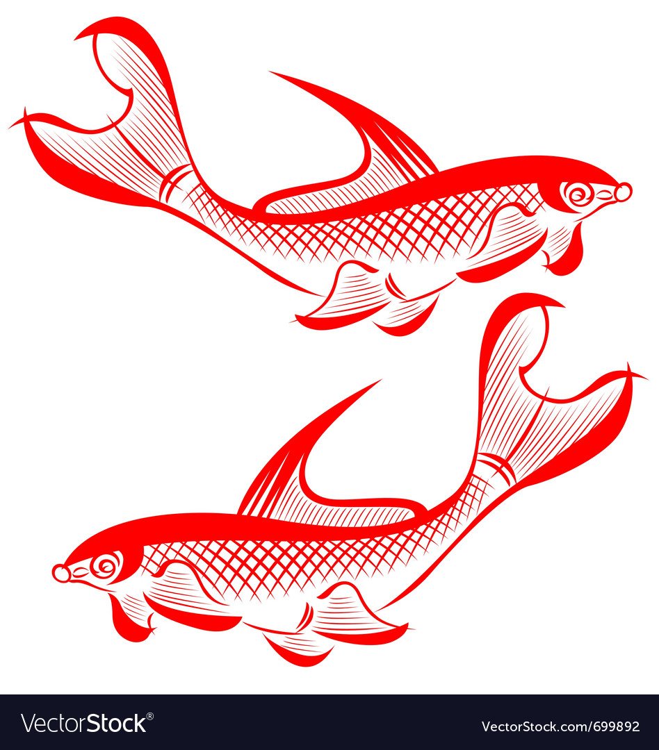 Fish Royalty Free Vector Image - VectorStock