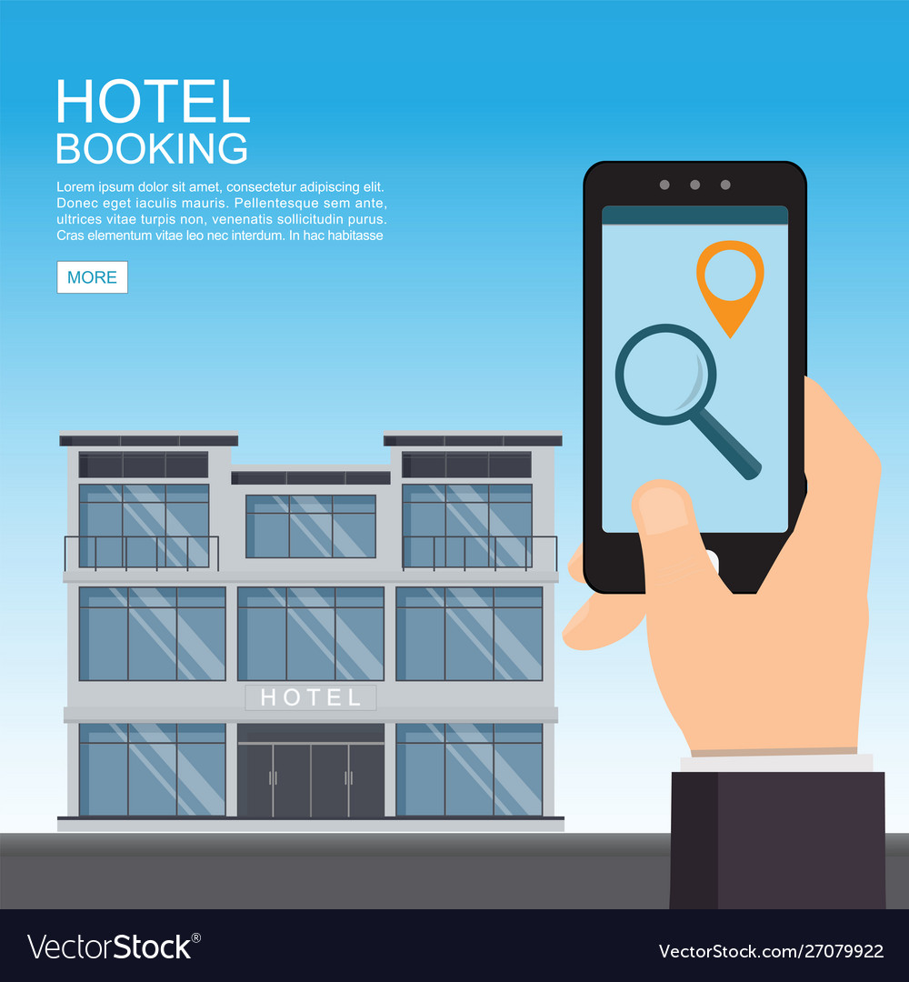 Hotel booking and search online