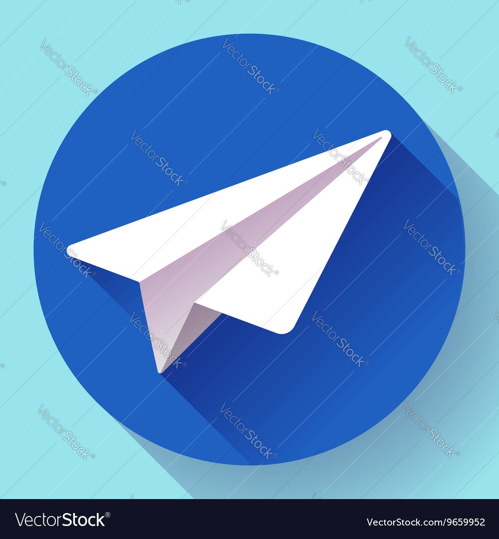 Aircraft logo icon Flat 20 design style