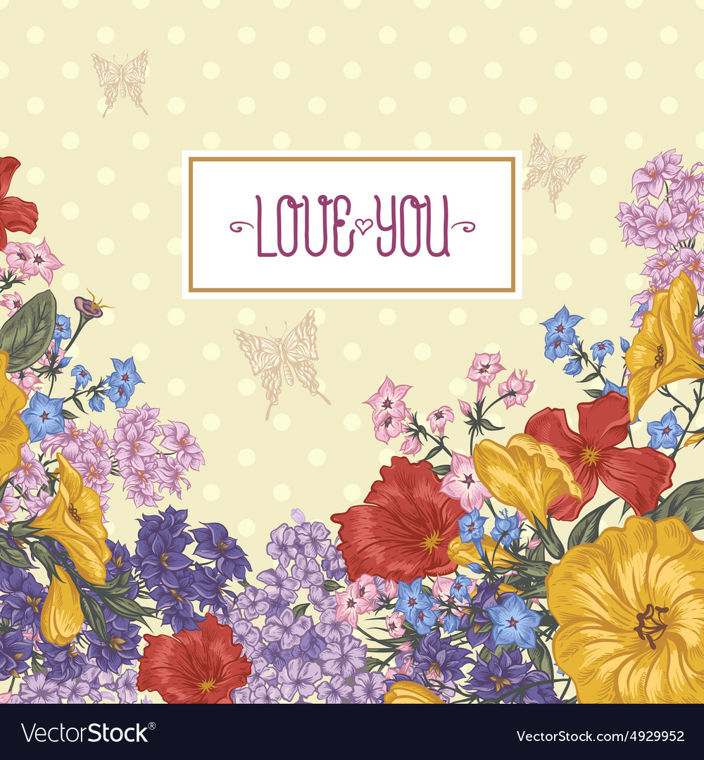 Beautiful Spring and Summer Floral Bouquet for