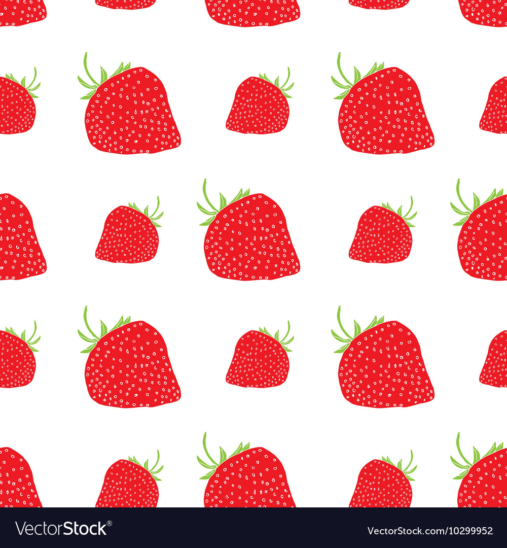 Fruit background Seamless pattern with hand drawn