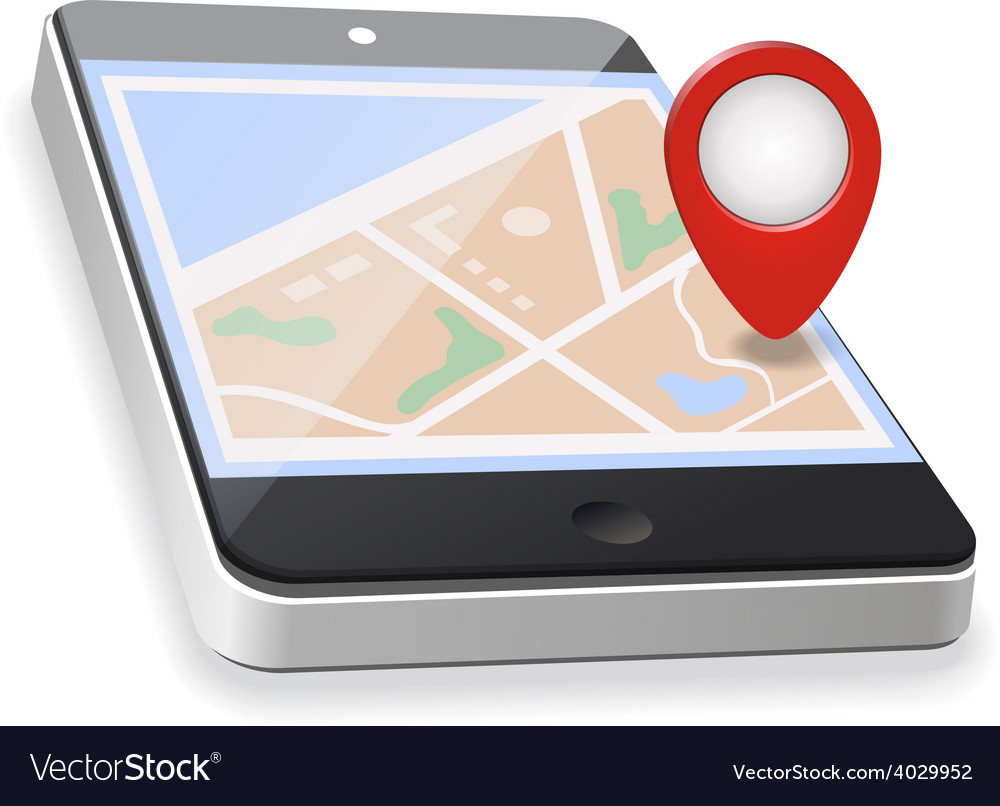 World map gps navigation mobile phone royalty free vector world map gps navigation mobile phone vector image gumiabroncs Images