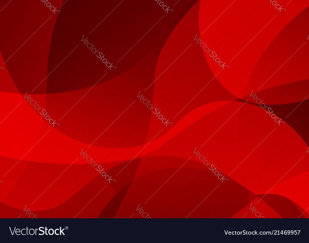 Dark red color wave texture abstract background Vector Image