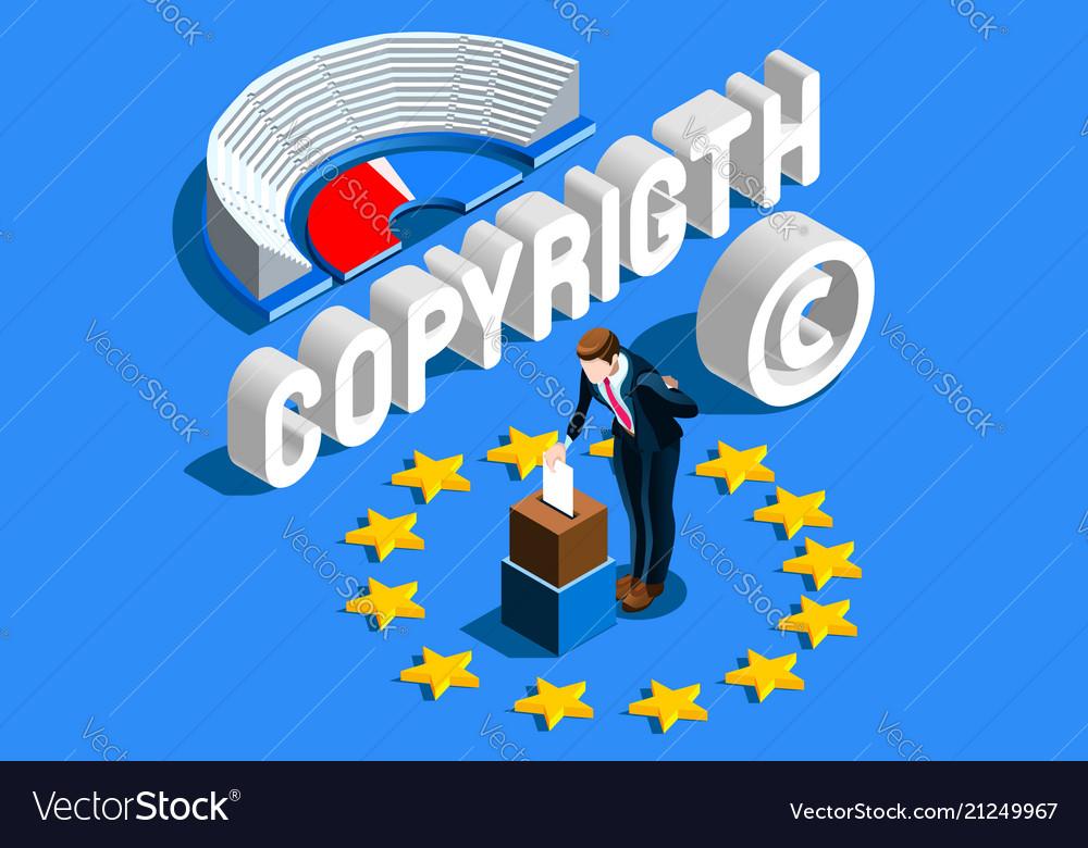 Copyright european regulation